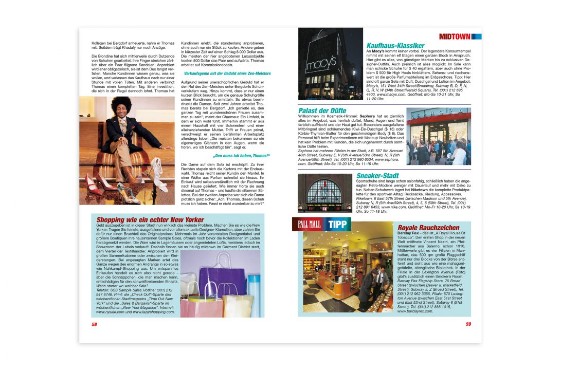 Big City Magazin Companions