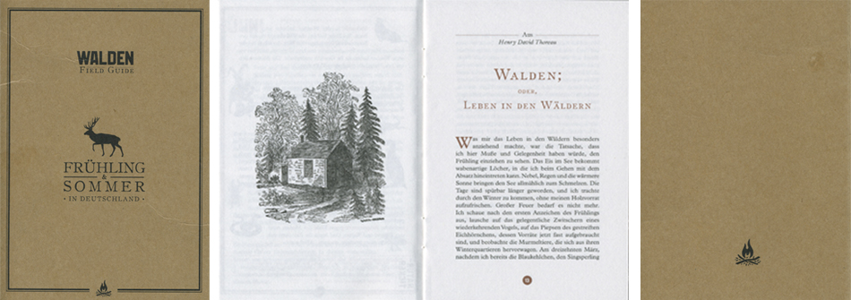 Booklet Walden Magazin