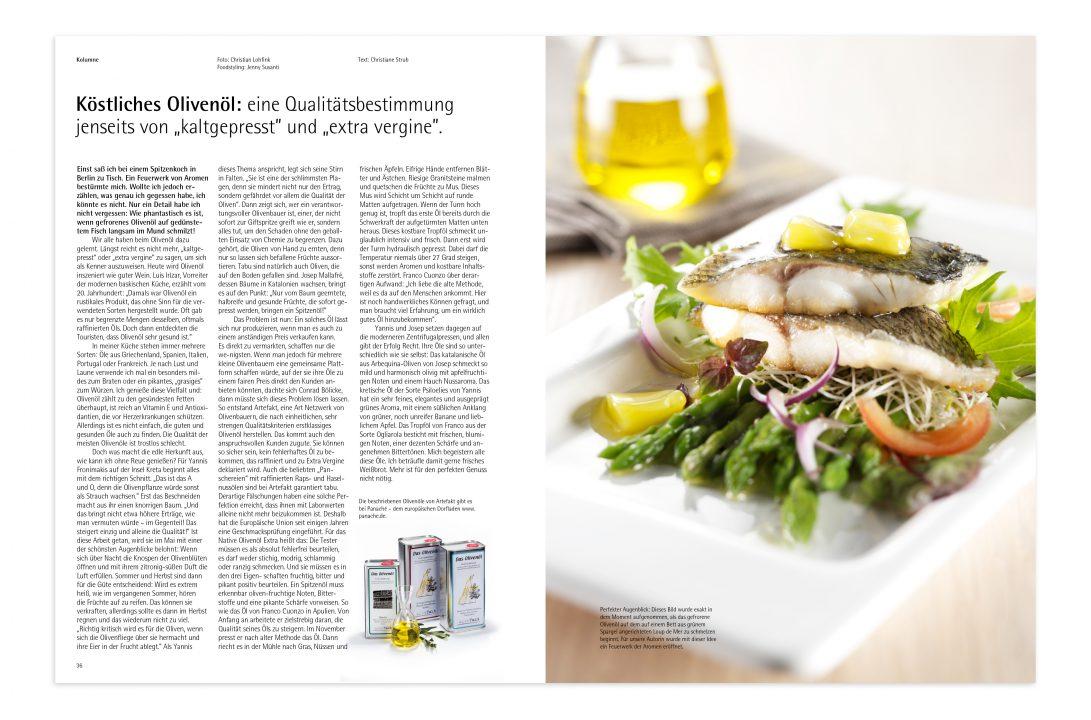 bulthaup Essen Innenseiten Magazin