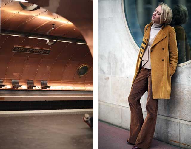 Fashionweek Streetstyle Two for Fashion