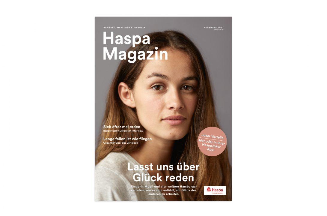 Mogli Haspa Magazin Jens Umbach