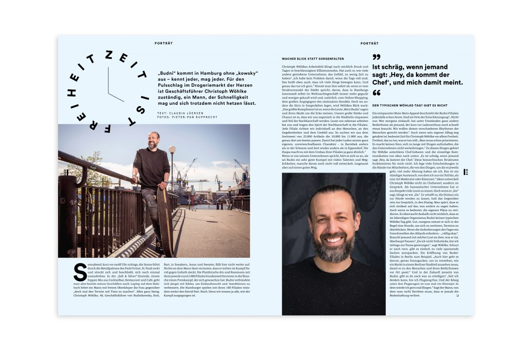 Interview Christoph Woehlke Haspa Magazin