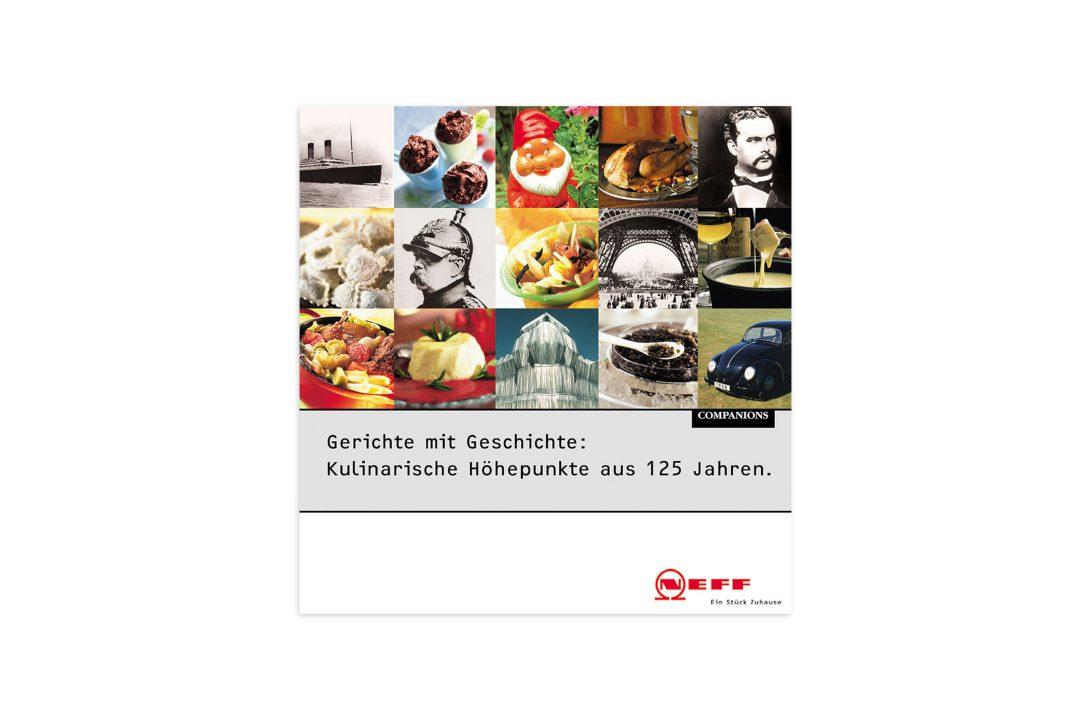 Neff Kochbuch Companions