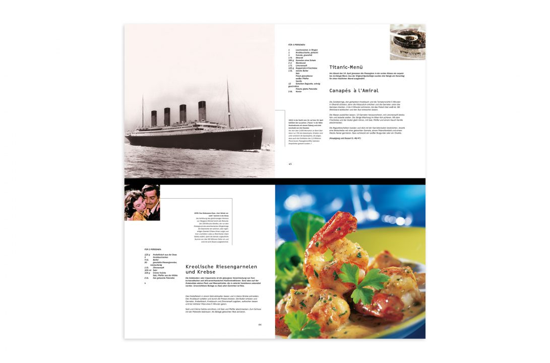 Neff Kochbuch Innenseiten Design