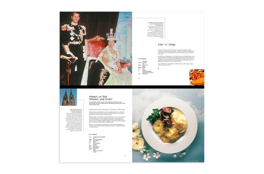 Neff Kochbuch Buchdesign