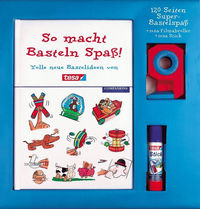 Tesa Bastelbuch