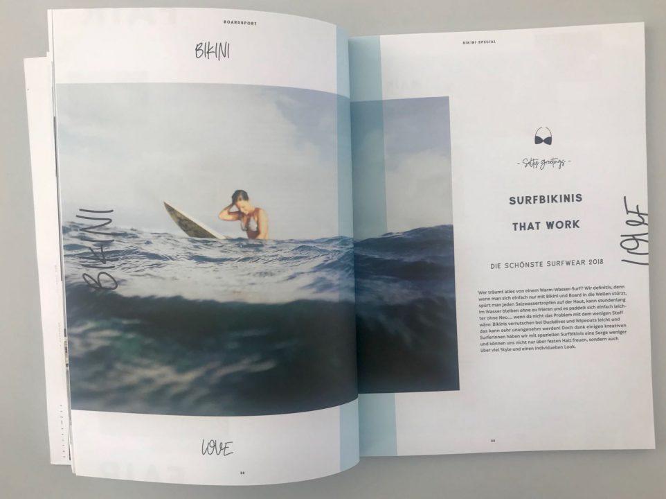 Surfen Bikini Test ratgeber