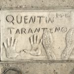 Quentin Tarantino Walk of Fame