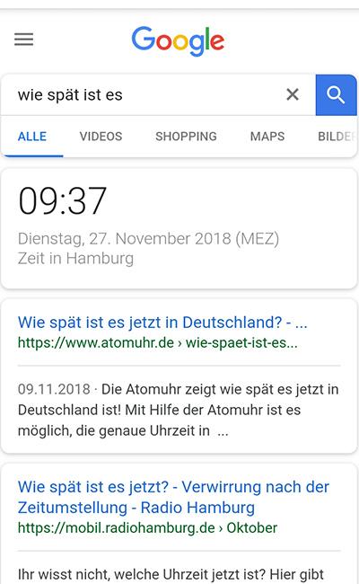 Google Setzt Eigene Snippets Auf Position Zero