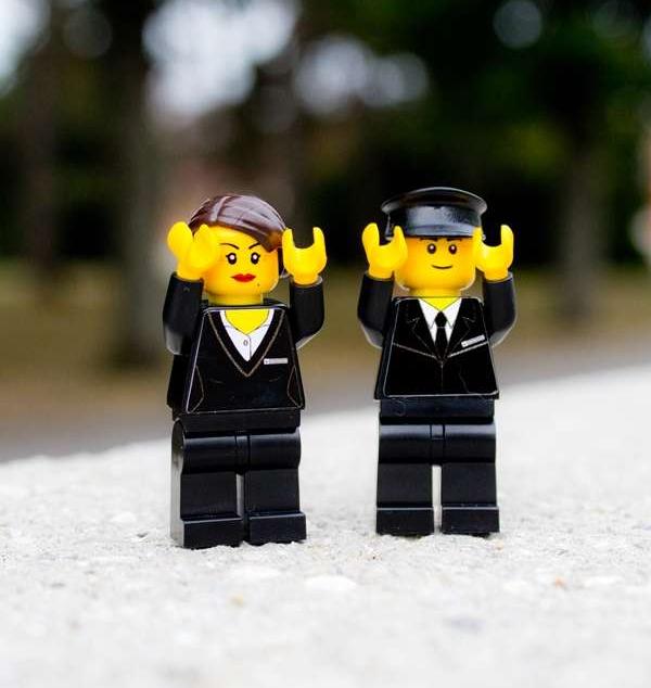 Lego Bestatter Wiener Zentralfriedhof