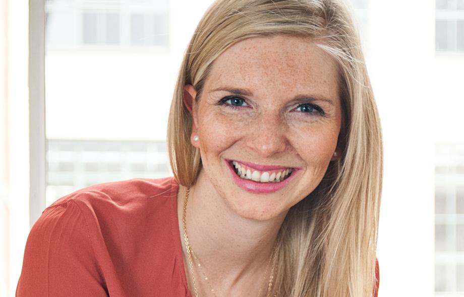 Lea-Sophie Cramer ist die Gründerin von Amorelie